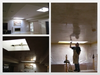 Before & After Photos, Tray Ceilings, Italian Venetian Plaster, Venetian Plaster,  Mark Nordgren, Bella Faux Finishes, Sioux Falls, SD