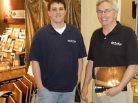 Sioux Empire Home Show, David Nordgren, Mark Nordgren, Bella Faux Finishes, Sioux Falls, SD