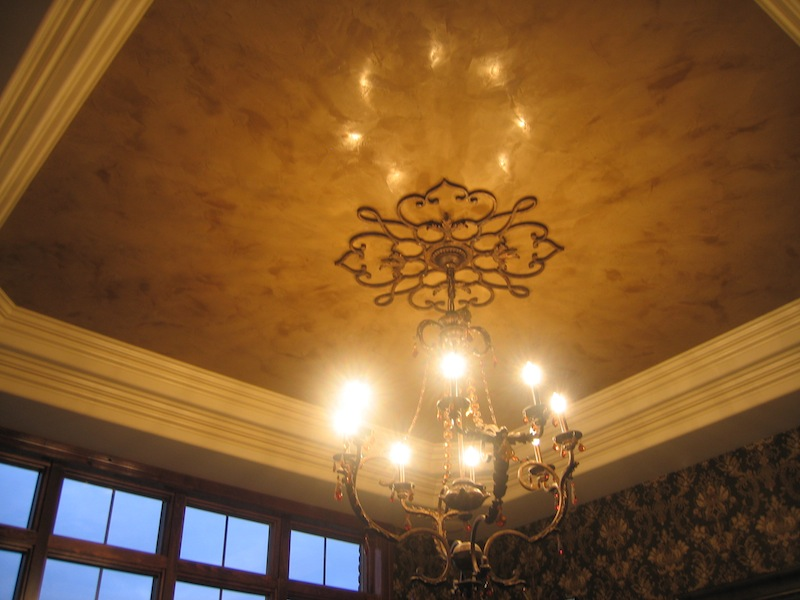 Ceilings sioux falls sd interior design photos bella for Dining room tray ceiling paint ideas
