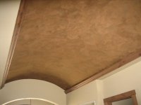 Barrel Ceiling, Italian Finishes, Bella Faux Finishes, Sioux Falls, SD