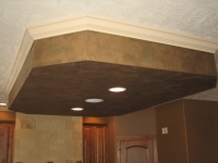 Drop Ceiling, Italian Finishes, Faux Finishes, Bella Faux Finishes, Sioux Falls, SD