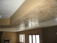 Drop Ceiling, Italian Finishes, Bella Faux Finishes, Sioux Falls, SD