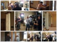 Columns, Italian Venetian Plaster, Venetian Plaster, Mark Nordgren, David Nordgren, Bella Faux Finishes, Sioux Falls, SD