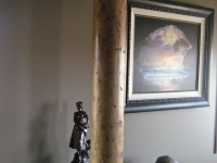 Columns, Italian Finishes, Bella Faux Finishes, Sioux Falls, SD
