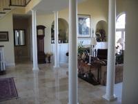 Columns, Italian Venetian Plaster, Venetian Plaster, Bella Faux Finishes, Sioux Falls, SD