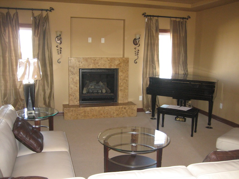 Fireplace Design fireplace sioux falls : Fireplaces - Sioux Falls, SD Interior Design Photos | Bella Faux ...
