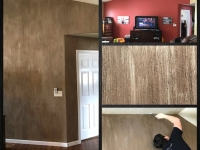 Updating an Accent Wall
