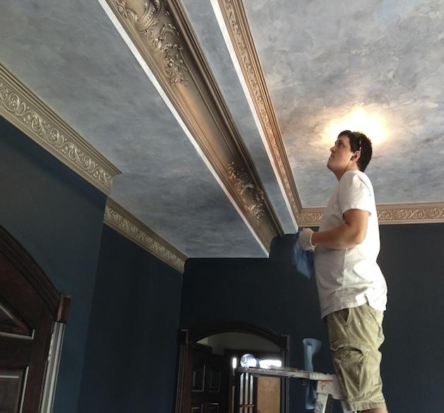 Tri-Color Italian Venetian Plaster