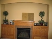 Sample Board, Niche, Italian Venetian Plaster, Venetian Plaster, Bella Faux Finishes, Sioux Falls, SD