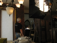 Kitchen Dining Walls, Italian Finishes, Mark Nordgren, Bella Faux Finishes, Sioux Falls, SD