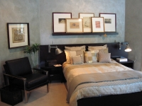 Bedroom Wall, Italian Finishes, Faux Finishes, Bella Faux Finishes, Sioux Falls, SD