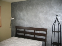 Bedroom Accent Wall, Italian Finishes, Faux Finishes, Bella Faux Finishes, Sioux Falls, SD