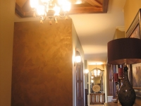 Entryway Walls, Italian Finishes, Faux Finishes, Bella Faux Finishes, Sioux Falls, SD