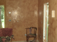 Family Room, Great Room, Walls, Italian Venetian Plaster, Italian Finishes, Bella Faux Finishes, Sioux Falls, SD