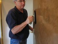 Bathroom Walls, Italian Venetian Plaster, Venetian Plaster, Mark Nordgren, Bella Faux Finishes, Sioux Falls, SD