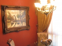 Dining Room Walls, Italian Venetian Plaster, Venetian Plaster, Bella Faux Finishes, Sioux Falls, SD