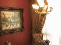 Dining Room Wall, Italian Venetian Plaster, Venetian Plaster, Bella Faux Finishes, Sioux Falls, SD