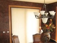Kitchen Walls, Italian Finishes, Bella Faux Finishes, Sioux Falls, SD