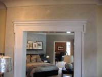 Entryway Surround, Italian Venetian Plaster, Venetian Plaster, Bella Faux Finishes, Sioux Falls, SD