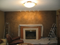 Accent Wall, Italian Finishes, Faux Finishes, Bella Faux Finishes, Sioux Falls, SD