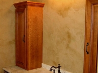 Bathroom Walls, Italian Venetian Plaster, Venetian Plaster, Bella Faux Finishes, Sioux Falls, SD