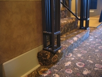 Commercial Hallway, Italian Venetian Plaster, Venetian Plaster, Bella Faux Finishes, Sioux Falls, SD