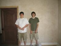 Bedroom Walls, Italian Finishes, David & Michael Nordgren,  Bella Faux Finishes, Sioux Falls, SD
