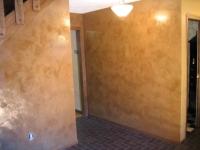 Hallway, Italian Venetian Plaster, Venetian Plaster, Bella Faux Finishes, Sioux Falls, SD