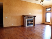 Living Room, Faux Finishes, Bella Faux Finishes, Sioux Falls, SD