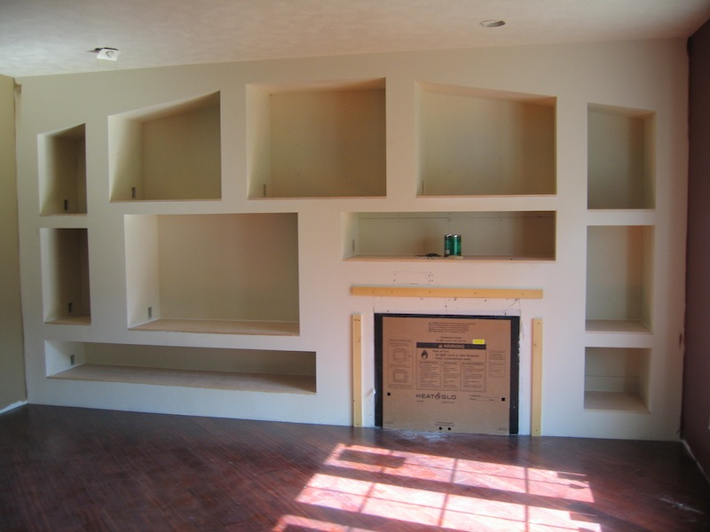Fireplace Design fireplace sioux falls : Walls - Sioux Falls, SD Interior Design Photos | Bella Faux Finishes