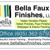 """""""Think Bella!""""  """"Wait for Me"""" ... Let Bella Faux, show you how to Wow! Free estimates always and Never... Ever a Hint of Obligation!"""""""