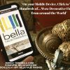 "Think Bella!  -  WOW!! .. go to ""ThinkBella.com"" on any Mobile Phone or Tablet.  ""Everybody"" needs New Interior Design Ideas!"
