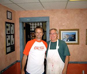 Mark Nordgren and associate