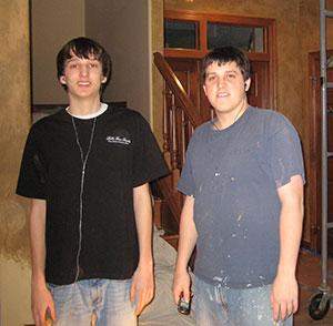 David Nordgren and Michael Nordgren