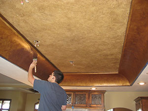 Ceiling faux finishes soft ceiling finish faux finishes altavistaventures Image collections