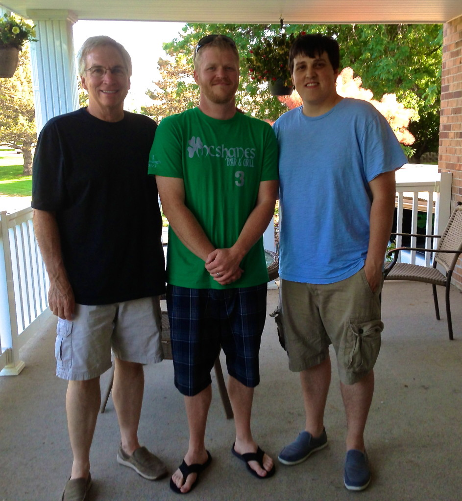 Mark Nordgren, Jason Nordgren, David Nordgren